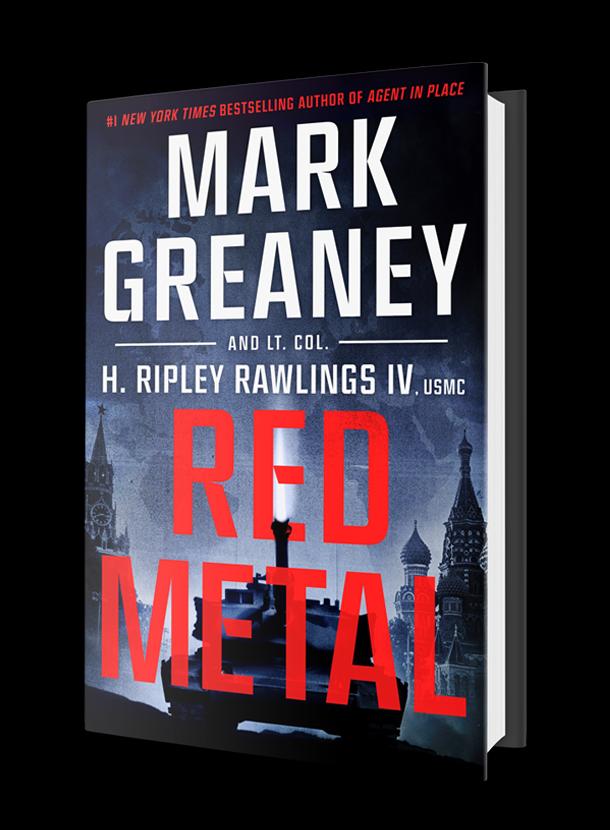 Red Metal 3D