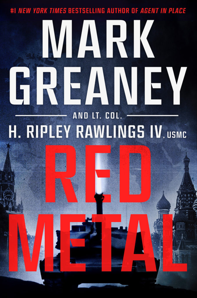 Red Metal - Rawlings - Greaney